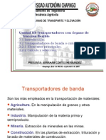 Banda Transportadores