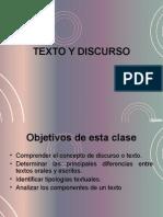 Texto y Discurso (1)