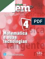 Matemática e suas TecnologiasFascículo 04 - Matemática e Suas Tecnologias