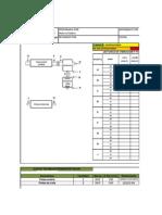 Registro de Análisis de Vibraciones CT-303