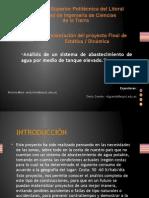 Proyecto Estática Segundo Parcial Diapositivas