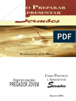 Como Preparar E Apresentar Sermões - Emilson Dos Reis.pdf