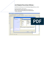 Tutorial Membuat Form Dalam Netbeans_versi2