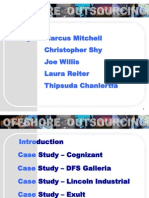 Outsourcing Reference