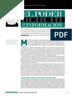 El Poder Oculto de La Informacion