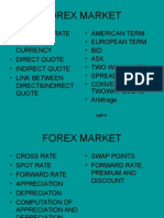 Exercises in FOrex