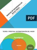 Modelos de Practica en Salud Física 2014