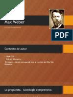 Max Weberppt