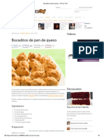 Bocaditos de pan de queso - El Gran Chef.pdf