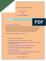 ESL Writing Exercises - Drs. Suhanto Kastaredja, M.Pd