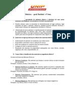 Lista de materiais eletricos- gabarito.doc