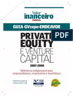 Guia de Private Equity e Venture Capital