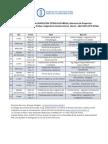 Curso Inspección Técnica de Obra y Gerencia de Proyectos - Marzo / Abril 2015