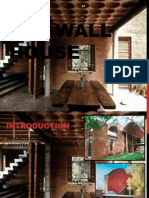 Sustaible- The Wall House