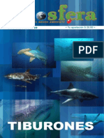 Revista Biosfera E11 TIBURONES