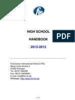 here the franconian international school