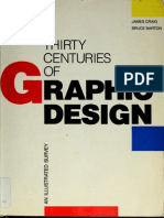 Thirty Centuries of Graphic Design - An Illustrated Survey (Art eBook)