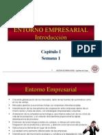 Capitulo 1 de Entorno Empresarial