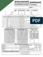 Formato Evaluacion Herbalife 1