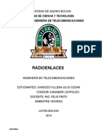 Sistemas de Telecomunicacic3b3n Informe