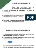Processo de Democratizacao