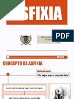 ASFIXIA EN MEDICINA LEGAL
