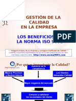 beneficiosiso9001-121212172115-phpapp01
