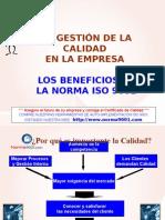 beneficiosiso9001-121212172115-phpapp01