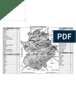 GeografÍa de Extremadura
