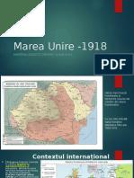 Marea Unire 1918