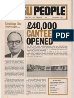 Plysu People No.1 Spring 1971
