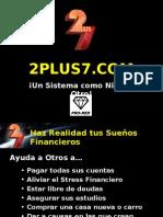 Presentacion 2plus7 Pro-red 15-01-10