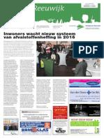Kijk Op Reeuwijk Wk11 - 11 Maart 2015