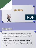 kALKULUS_2_-_MATRIK