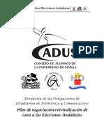 Plan Andaluzas