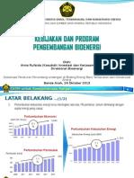 Kebijakan_Program Bioenergi_Banda Aceh_24 Oktober 2013-1