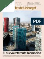 20150311 Diario Expansión - L'Hospitalet, El Nuevo Referente Biomédico