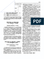 DR 90-84 Rede Distribuição Baixa Tensão