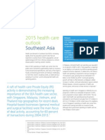 2015 Global Health Care Outlook-Deloitte