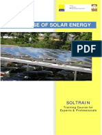 Solar Thermal Systems Manual