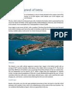 Porec - The Jewel of Istria