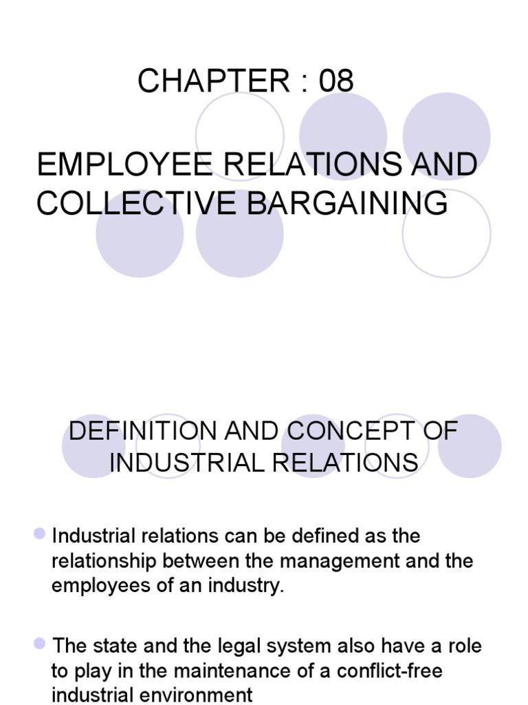 define industrial conflict