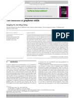 The reduction of graphene oxide.pdf