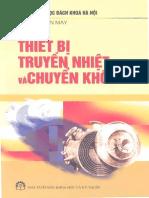 Truyền Nhiệt Truyền Khối - Nguyễn Văn May