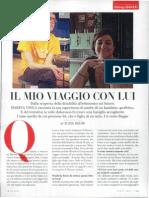 Marina Viola su Vanity Fair con Storia del mio bambino perfetto, Rizzoli