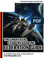 The Unofficial Star Trek Online Federation Guide