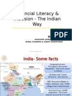 Financial Literacy_Case of India_GPF 2011