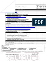 Profil Responden Kuesioner Penlilaian Kinerja PT.KAI