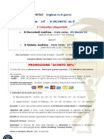 Programma Inglese Base