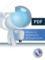Manual de Identificacao de Falsificacoes